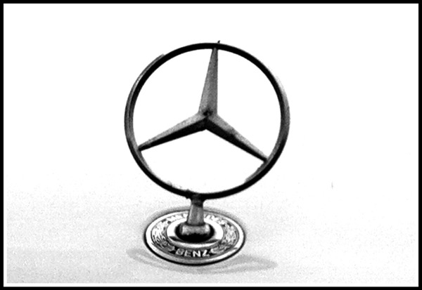 Benz Badge