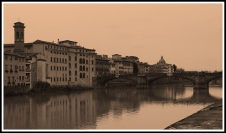 #27 The River Arno