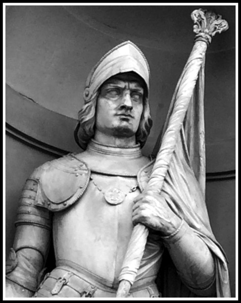 Firenze Statue 2