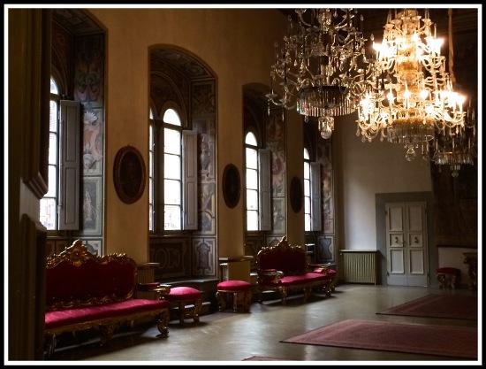 #20 Room Inside The Palazzo Medici Riccardi