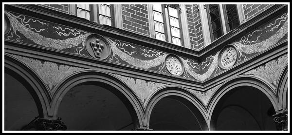 Palazzo Medici Riccardi arches