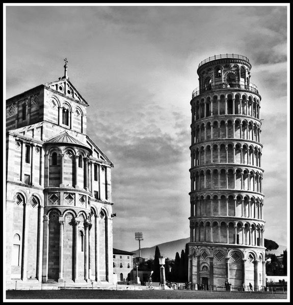 Please click the leaning tower of Pisa to view full gallery of Italy