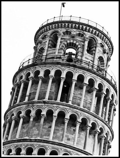 #2 The Leaning Tower Of Pisa