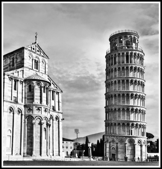 #1 The Leaning Tower Of Pisa & Pisa Cathedral