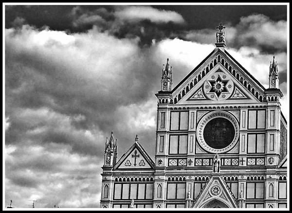 Santa Croce black