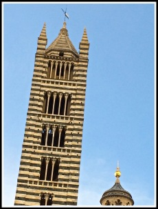 #23 The Humbug Tower Of Siena Cathedral