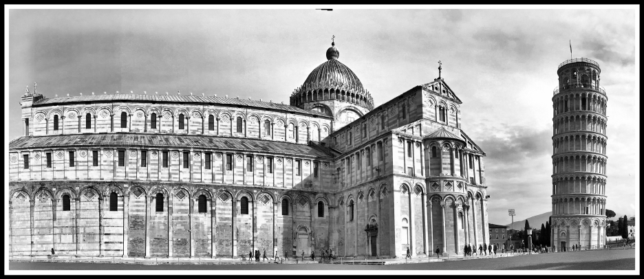 #6 The Cathedral And The Leaning Tower