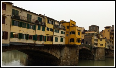 #26 The River Arno Bridge