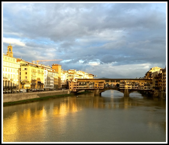 #14 The River Arno