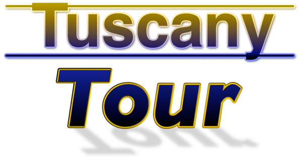 Click Tuscany Tour logo to start the tour from day 1