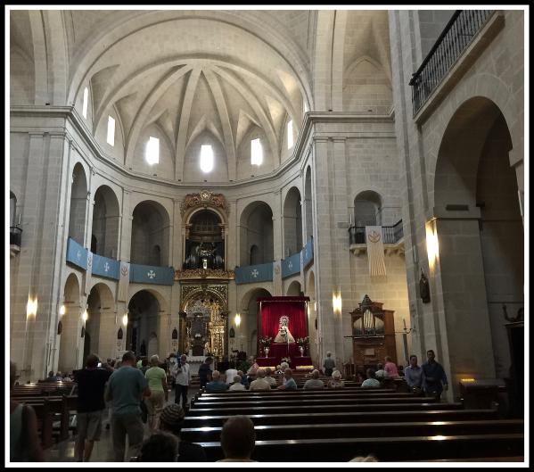 Alicante church 1