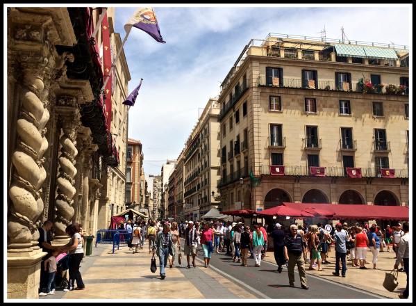 Alicante Market Square 1