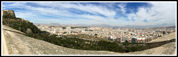 Alicante Panorama 1