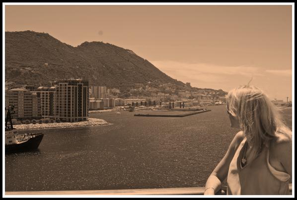 Gibraltar Sepia