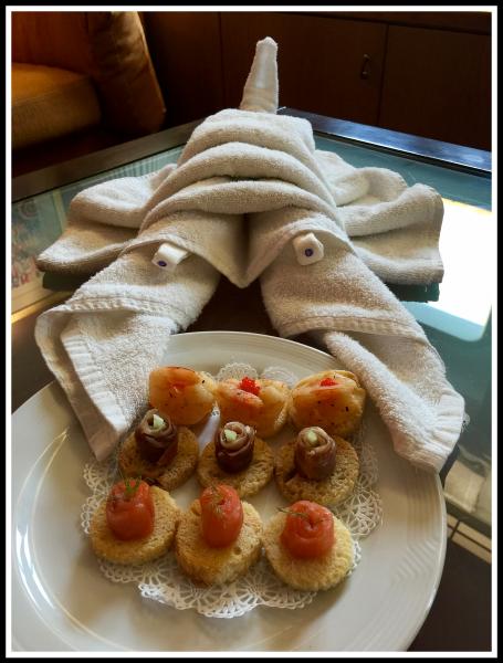 Lobster Towel