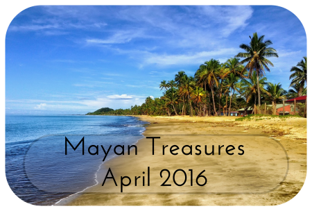 Mayan Treasures Tour Logo