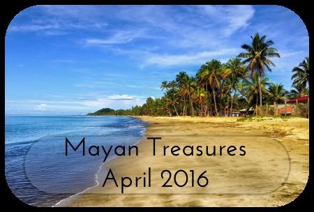 Mayan Treasures Tour Logo