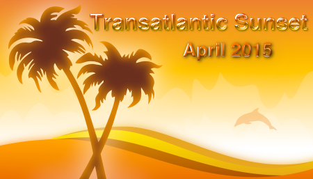 Click logo to join us on the Transatlantic Sunset Tour