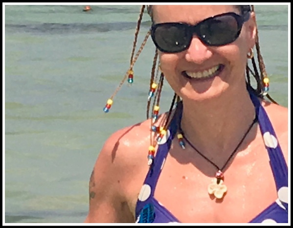 10 SARAH ON BEACH