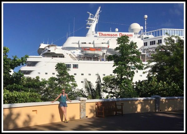 4 Roatan Sarah and the Thomson Dream