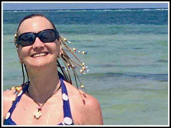 9 SARAH ON BEACH