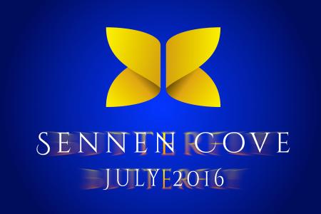 Click the Sennen Cove Blue Logo to begin the tour!