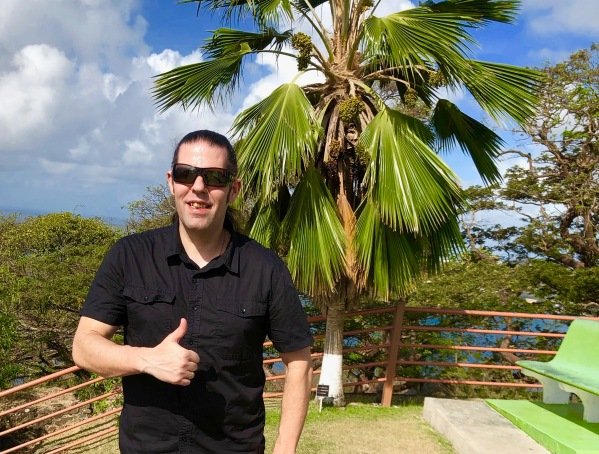 Me in Tobago