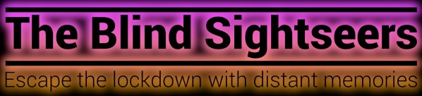 The Blind Sightseers logo