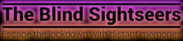The Blind Sightseers logo